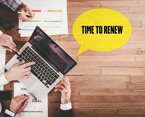 Mainland License Renewal