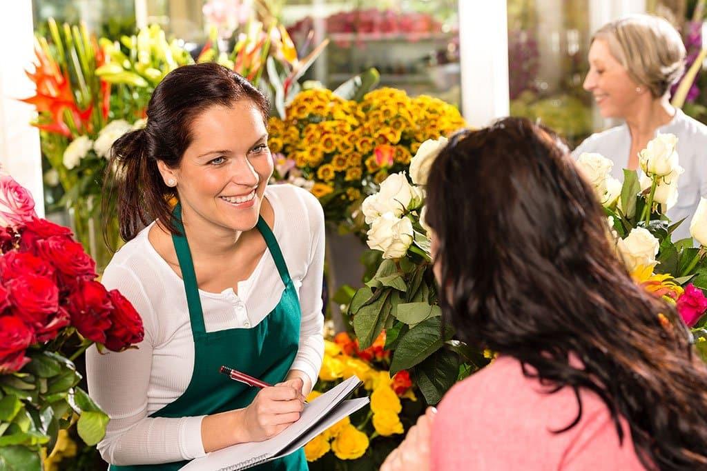 How to start an online flower shop in Dubai