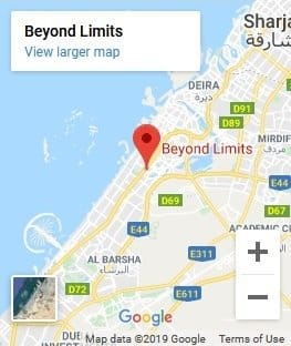 Beyond Limits Location