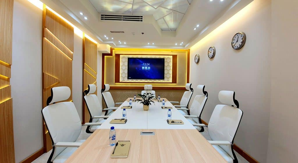 Beyond Limits Meeting Room