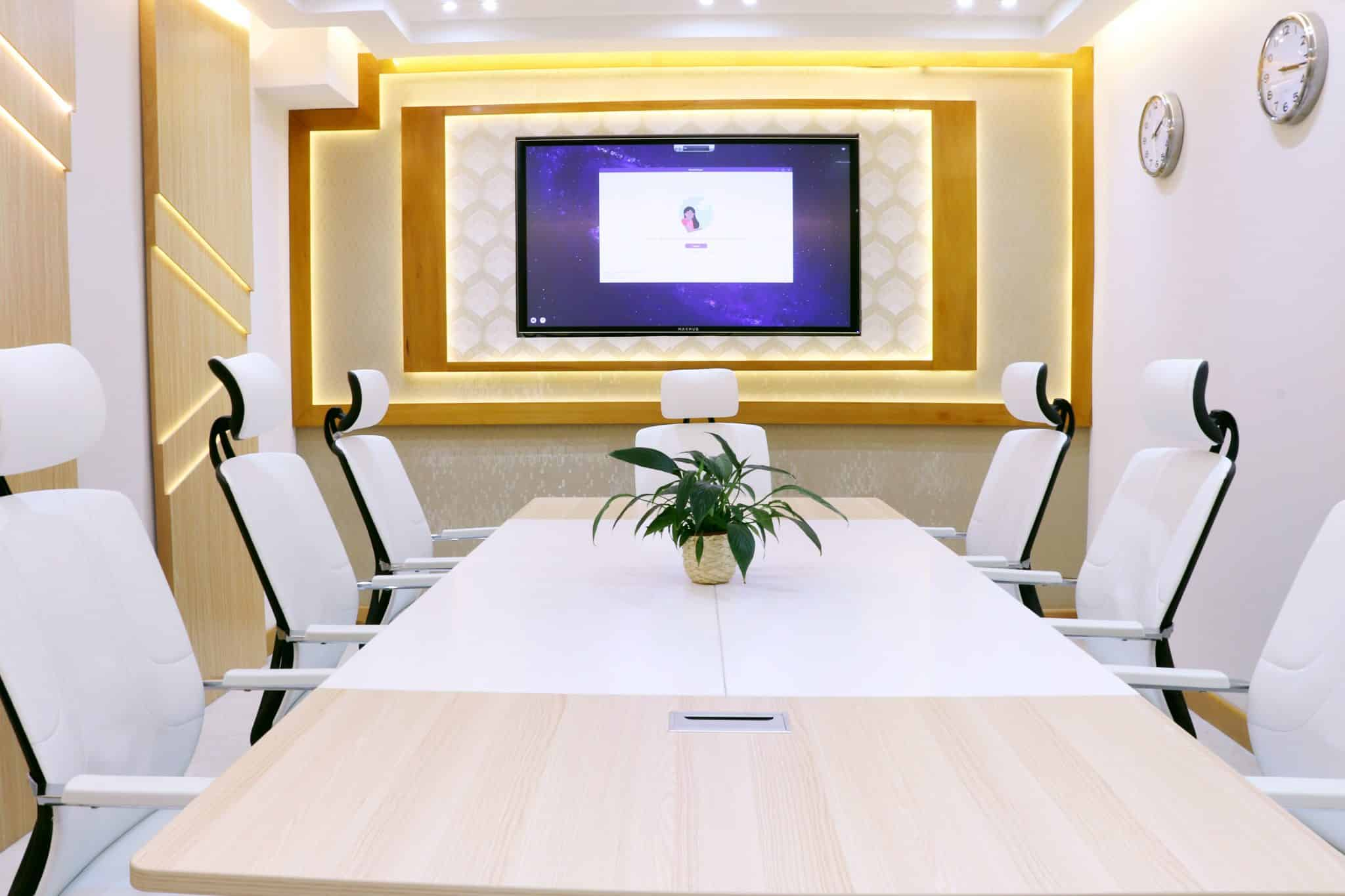 meeting room in business bay